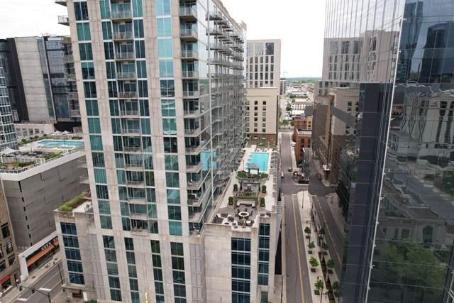 301 Demonbreun St #811, Nashville, TN 37201 (MLS #RTC2286992) :: Cory Real Estate Services