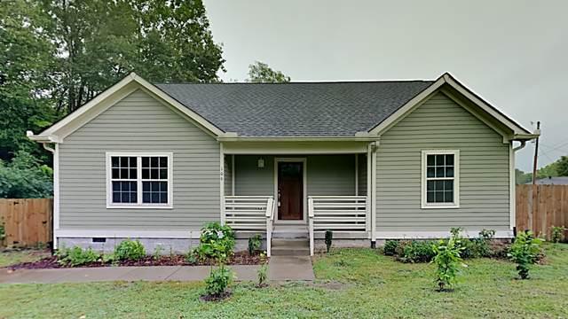 106 Helen St, Ashland City, TN 37015 (MLS #RTC2287121) :: John Jones Real Estate LLC