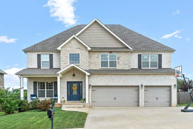 595 Larkspur Dr, Clarksville, TN 37043 (MLS #RTC2287133) :: Cory Real Estate Services