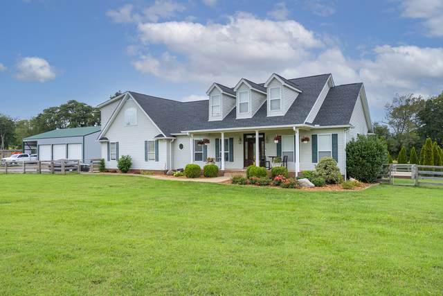 445 Halltown Rd, Portland, TN 37148 (MLS #RTC2287244) :: John Jones Real Estate LLC