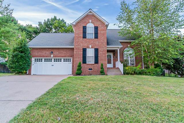 1031 Whitley Pl, Hendersonville, TN 37075 (MLS #RTC2287280) :: Cory Real Estate Services