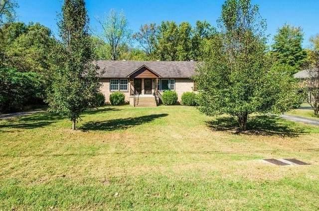 2811 Cooper Ln, Nashville, TN 37216 (MLS #RTC2287345) :: John Jones Real Estate LLC