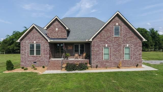 540 Trott Rd, Bell Buckle, TN 37020 (MLS #RTC2287362) :: Team George Weeks Real Estate