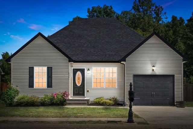 634 Fox Hound Dr, Clarksville, TN 37040 (MLS #RTC2287410) :: Village Real Estate