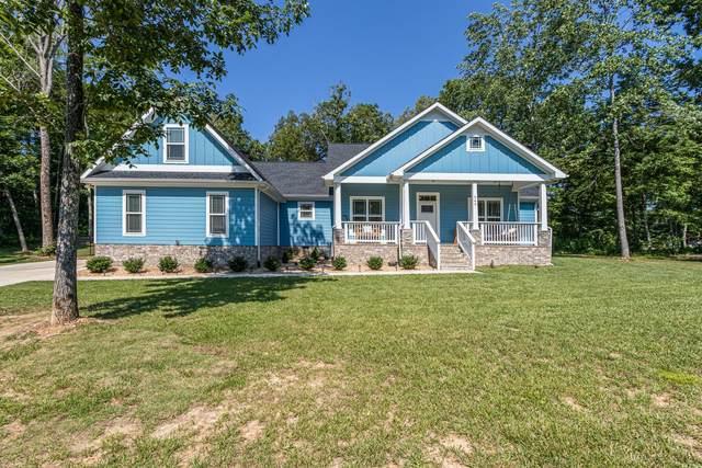 569 Station Cir, Tullahoma, TN 37388 (MLS #RTC2287482) :: RE/MAX Fine Homes