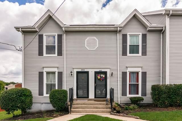 295 Donna Dr D, Hendersonville, TN 37075 (MLS #RTC2287514) :: Village Real Estate