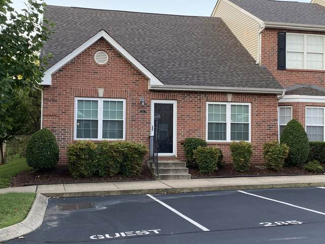 1101 Downs Blvd #285, Franklin, TN 37064 (MLS #RTC2287516) :: Cory Real Estate Services