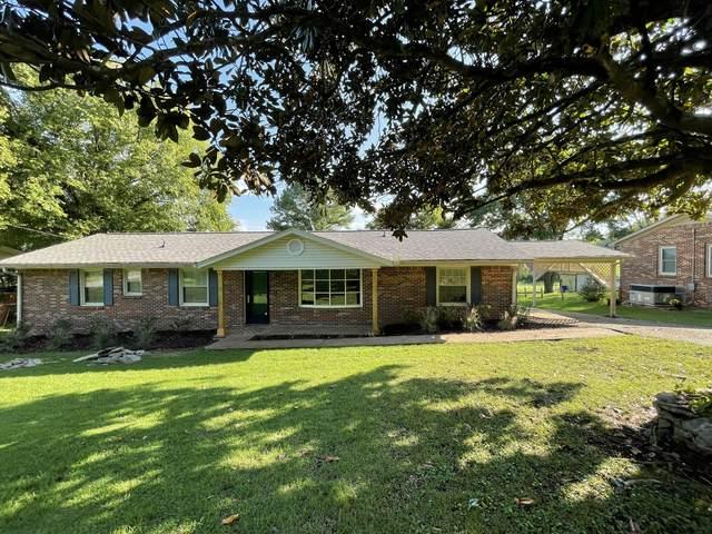 205 Bellview, Mount Pleasant, TN 38474 (MLS #RTC2287542) :: Nashville Roots