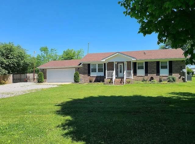 638 Pepper Hill Rd, Bell Buckle, TN 37020 (MLS #RTC2287610) :: Team George Weeks Real Estate