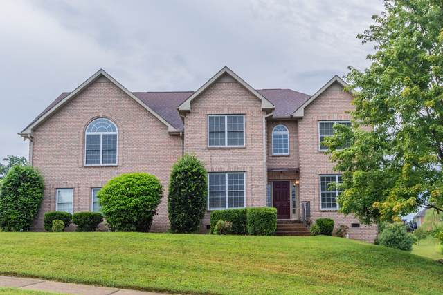 124 Pilot Knob Ln, Hendersonville, TN 37075 (MLS #RTC2287649) :: Maples Realty and Auction Co.