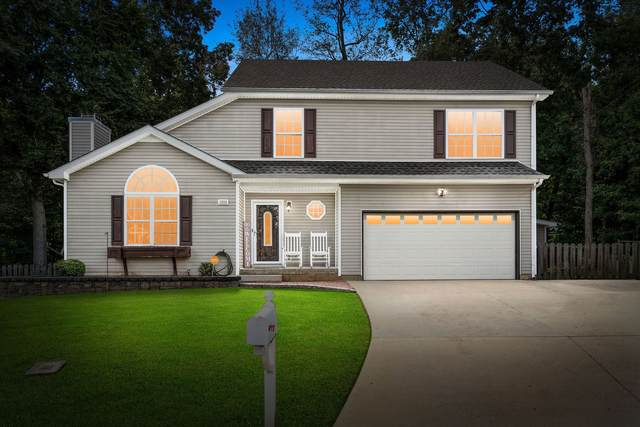 1333 Abigail Ct, Clarksville, TN 37042 (MLS #RTC2287924) :: The Home Network by Ashley Griffith