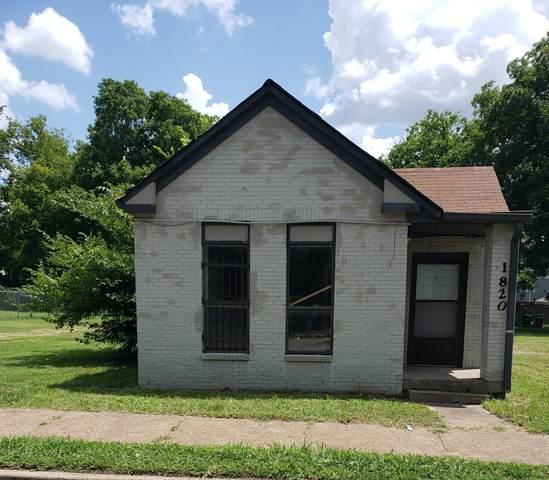 1820 Dr Db Todd Jr Blvd, Nashville, TN 37208 (MLS #RTC2287929) :: John Jones Real Estate LLC