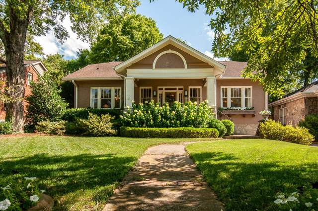 2523 Fairfax Ave, Nashville, TN 37212 (MLS #RTC2287981) :: Maples Realty and Auction Co.