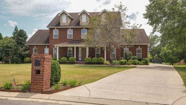 1955 Cliffview Ct, Murfreesboro, TN 37128 (MLS #RTC2288032) :: John Jones Real Estate LLC