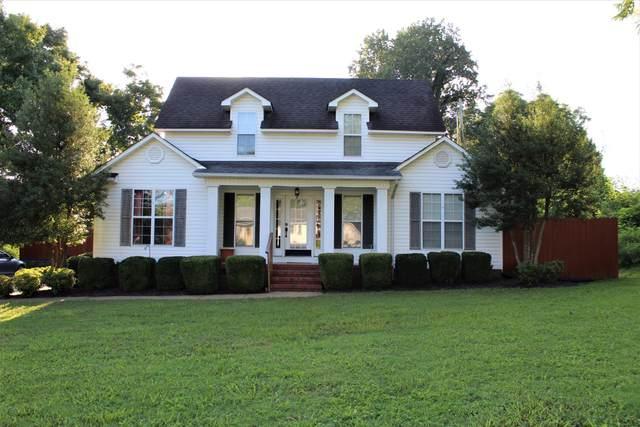 101 Springer Dr, Lawrenceburg, TN 38464 (MLS #RTC2288089) :: John Jones Real Estate LLC
