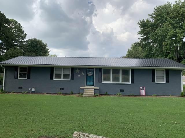 60 Main St, Ethridge, TN 38456 (MLS #RTC2288150) :: John Jones Real Estate LLC
