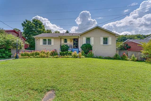 637 Huntington Pkwy, Nashville, TN 37211 (MLS #RTC2288344) :: The Milam Group at Fridrich & Clark Realty