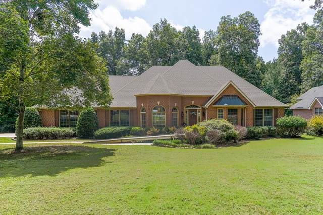 104 Thomaswood Chase, Tullahoma, TN 37388 (MLS #RTC2288410) :: Ashley Claire Real Estate - Benchmark Realty