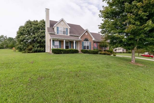 1331 Walker Cemetery Rd, Pleasant View, TN 37146 (MLS #RTC2288453) :: Village Real Estate