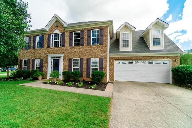 2000 Vanguard Ct, Spring Hill, TN 37174 (MLS #RTC2288518) :: Nashville on the Move
