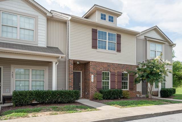 387 Brooklet Ct, Murfreesboro, TN 37128 (MLS #RTC2288520) :: John Jones Real Estate LLC