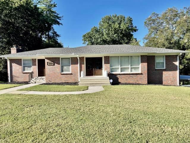 509 Jackson Ave, Carthage, TN 37030 (MLS #RTC2288645) :: Kenny Stephens Team
