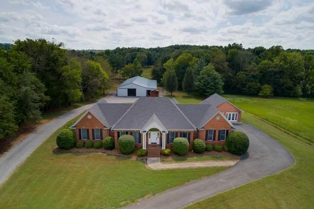348 Naron Rd, Shelbyville, TN 37160 (MLS #RTC2288829) :: DeSelms Real Estate