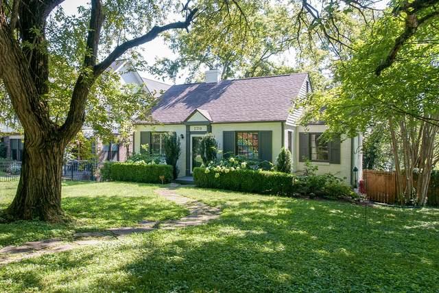 2710 Hawthorne Pl, Nashville, TN 37212 (MLS #RTC2288941) :: Cory Real Estate Services