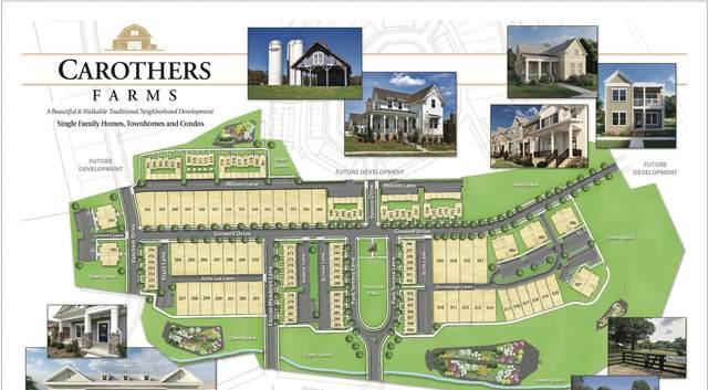 1660 Carson Meadows Lane, Nolensville, TN 37135 (MLS #RTC2288952) :: Oak Street Group