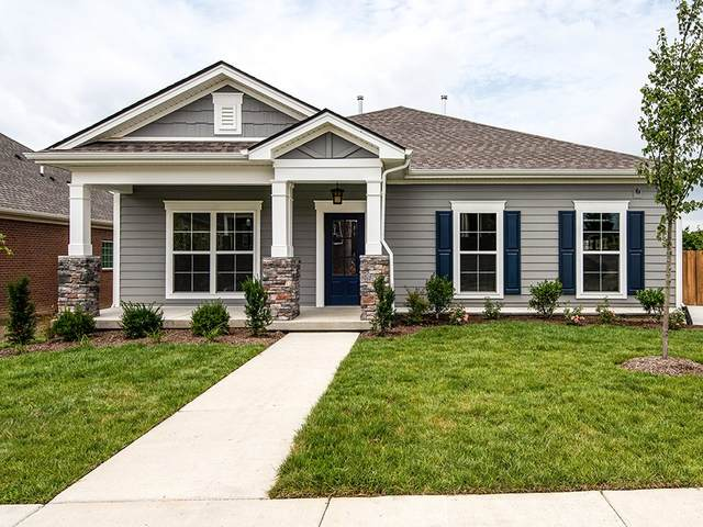 658 Castle Rd, Mount Juliet, TN 37122 (MLS #RTC2288975) :: John Jones Real Estate LLC