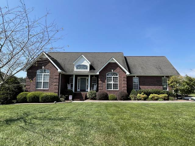 116 Linda Ln, Tullahoma, TN 37388 (MLS #RTC2289004) :: The Home Network by Ashley Griffith