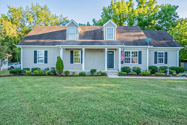 2064 Horncastle Dr, Murfreesboro, TN 37130 (MLS #RTC2289183) :: John Jones Real Estate LLC