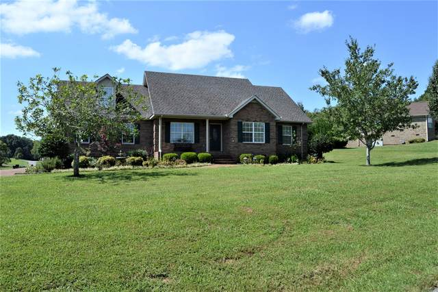 730 Joyce Ave, Lewisburg, TN 37091 (MLS #RTC2289188) :: Ashley Claire Real Estate - Benchmark Realty