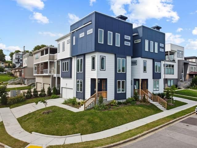 1000 Southside Ave, Nashville, TN 37203 (MLS #RTC2289228) :: DeSelms Real Estate