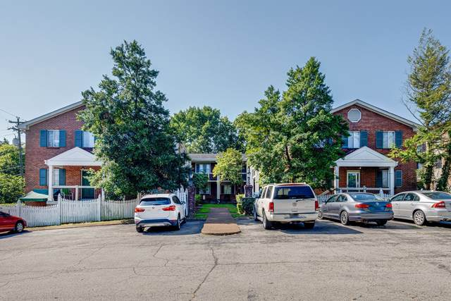 2121 Fairfax Avenue #18, Nashville, TN 37212 (MLS #RTC2289244) :: Felts Partners