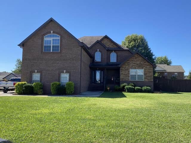 1520 Hattie Ln, Clarksville, TN 37042 (MLS #RTC2289482) :: Village Real Estate