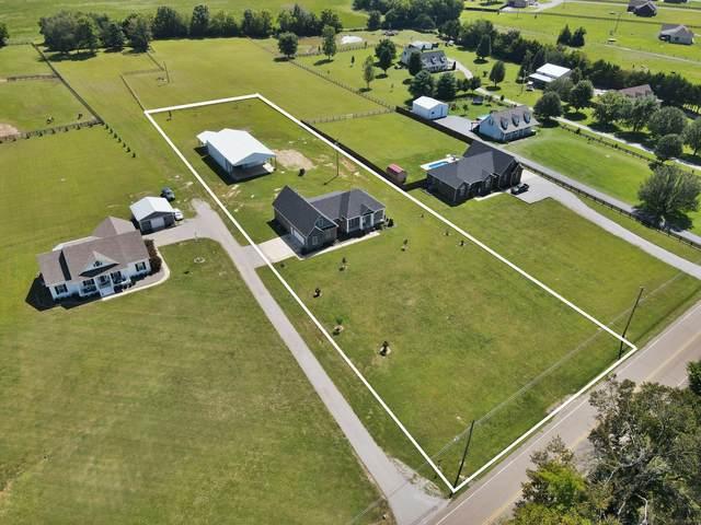 2035 Franklin Pike, Lewisburg, TN 37091 (MLS #RTC2289552) :: The Godfrey Group, LLC