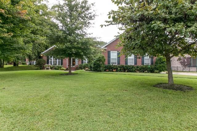 2603 Hedgerow Ln, Clarksville, TN 37043 (MLS #RTC2289568) :: Felts Partners