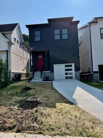 504B E Bend Dr, Nashville, TN 37209 (MLS #RTC2289576) :: Village Real Estate