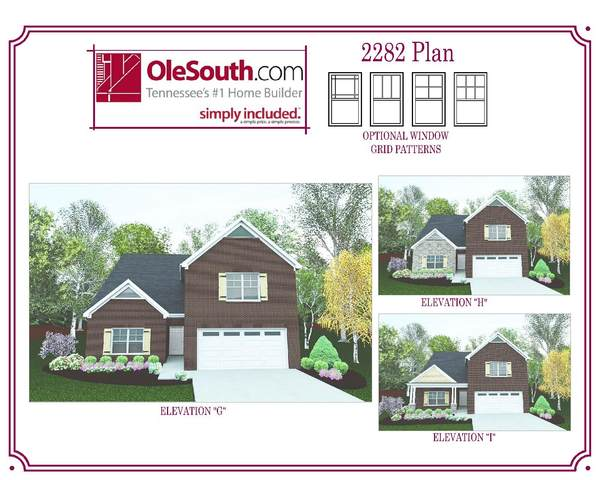 624 Reflections Lane ( Lot 13), Pleasant View, TN 37146 (MLS #RTC2289634) :: Village Real Estate