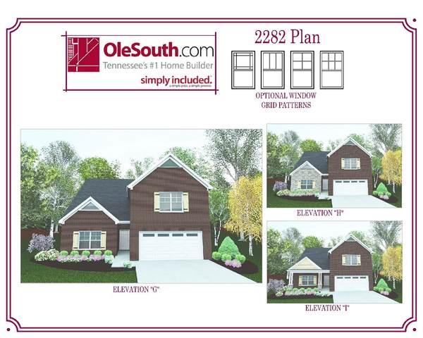 691 Reflections Lane ( Lot 40), Pleasant View, TN 37146 (MLS #RTC2289645) :: Kimberly Harris Homes