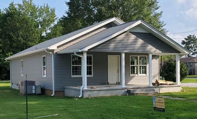 406 E Hogan St, Tullahoma, TN 37388 (MLS #RTC2289728) :: Ashley Claire Real Estate - Benchmark Realty