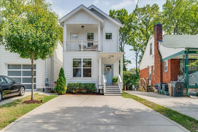 1708 Neal Ter B, Nashville, TN 37203 (MLS #RTC2289767) :: Re/Max Fine Homes
