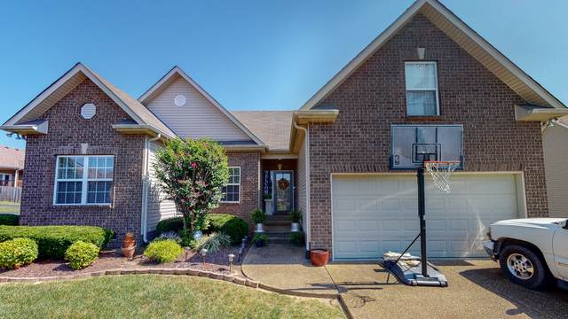 1128 Golf View Way, Spring Hill, TN 37174 (MLS #RTC2289832) :: RE/MAX Homes and Estates, Lipman Group