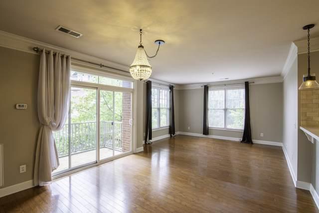 3100 W End Cir #206, Nashville, TN 37203 (MLS #RTC2289973) :: RE/MAX Homes and Estates, Lipman Group