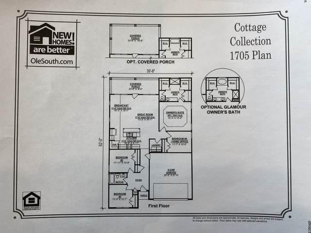 638 Reflections Lane (Lot 14), Pleasant View, TN 37146 (MLS #RTC2290079) :: Village Real Estate