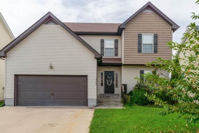 3760 Gray Fox Dr, Clarksville, TN 37040 (MLS #RTC2290123) :: Village Real Estate