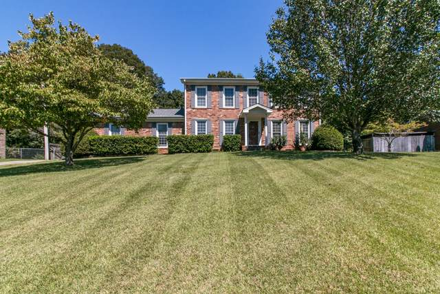 933 Sable Dr, Clarksville, TN 37042 (MLS #RTC2290159) :: Re/Max Fine Homes