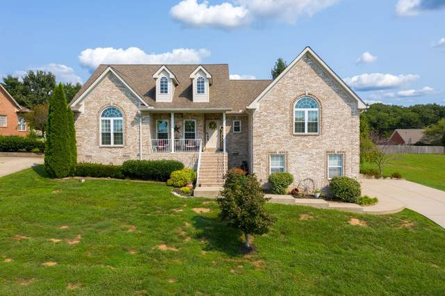 807 Sterling Oak Ct, Lebanon, TN 37087 (MLS #RTC2290166) :: The Home Network by Ashley Griffith