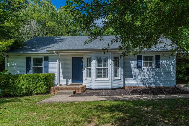 215 Bob White Dr, Clarksville, TN 37042 (MLS #RTC2290276) :: Ashley Claire Real Estate - Benchmark Realty